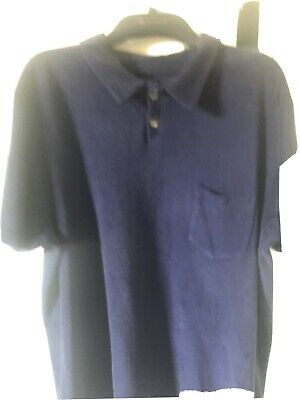Howlin Terry Towelling Navy Mens Xl