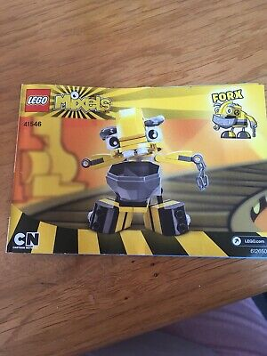 LEGO Mixels Series 6 - FORX - Great condition 100% complete