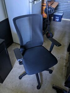 Used Office Chair - Scarborough Medium Back Chair