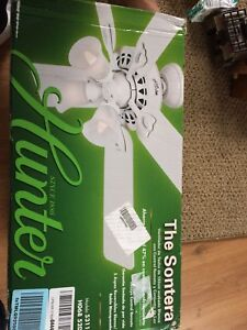 Hunter 52 inch ceiling fan with remote