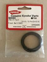 Kyosho Spada 09 Front Belt Cinghia 363 -  - ebay.it