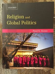 Religion in global politics. ISBN:9780195438123