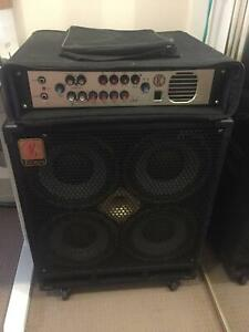 David Eden World Tour Pro WTP900 Bass Amp and D410 XST Cabinet Coopers Plains Brisbane South West Preview