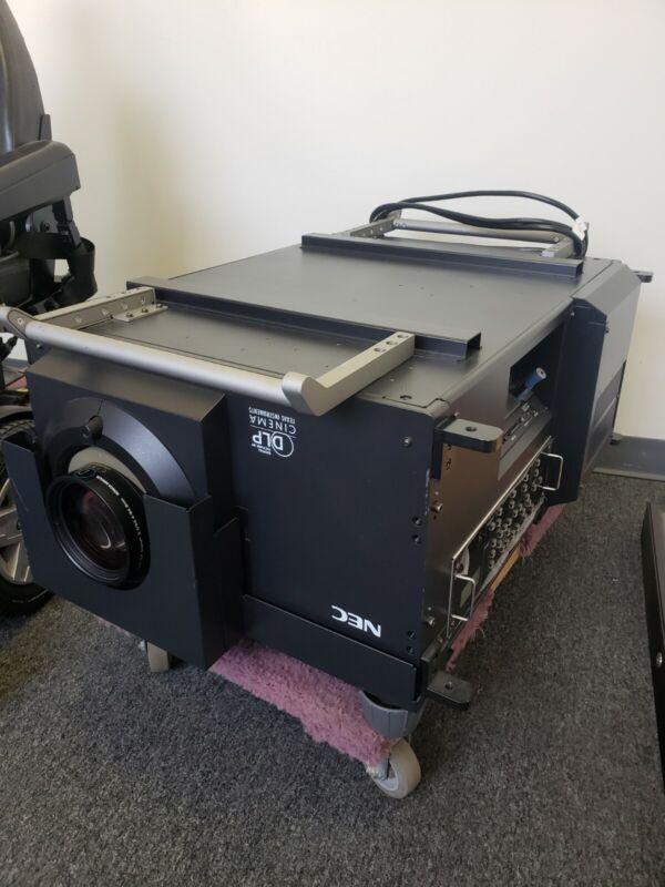 NEC NC800C, DLP Cinema Projector, Digital, Screening Room, Post-production