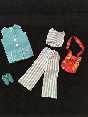 Vintage Francie * Right For Stripes * #3367
