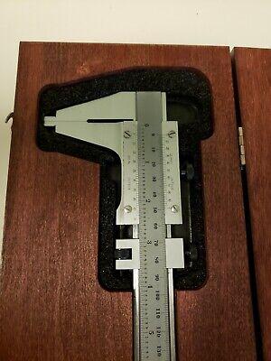 Starrett No. 123 Em Master Vernier Caliper 350mm