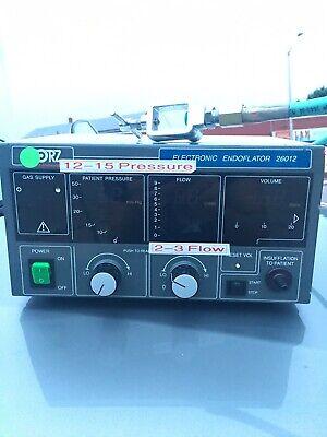 Karl Storz 26012 Endoskope Electronic Laparoflator Endoscopic Endoflator 200