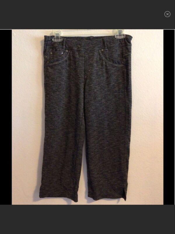 kuhl 'Mova Kapri' Womens Stretch Cropped Capri Pants. size 8