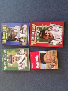 Tom Gleisner books Warwick Todd x3 Molvania Heidelberg Heights Banyule Area Preview