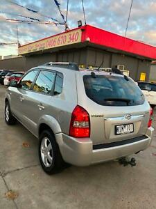 Hyundai Tucson City (Elite) 2008 •••RWC & 12 MONTH REGO••• SUNROOF Dandenong Greater Dandenong Preview