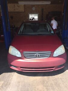 BUYING ANY CONDITION TOYOTA COROLLA CAMRY MATRIX SIENNA VIBE