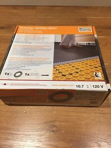 Ditra Heat In Floor Heating Supplies