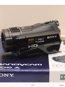Sony hdr 1080p