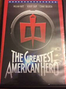 The greatest American hero DVD collection