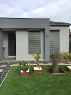 Roller shutters and security grills