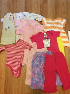 6-12 BABY CLOTHES