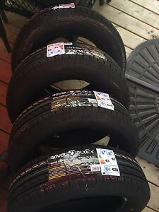 4 summer tires 195/65 R15 never used