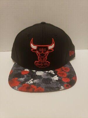 Chicago Bulls Windy City Snapback Hat