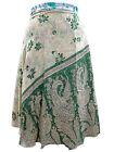 Women's Faux Silk Skirts