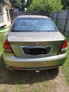 2005 Holden Supercharged Calais