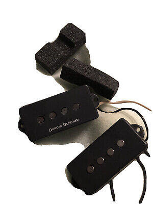FENDER SQUIER PBASS PRECISION BASS PICKUP SET ELECTRIC P-BASS