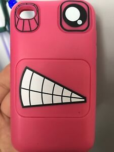 Pink Ipod touch case