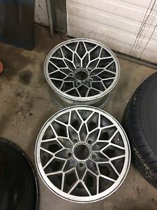 Pontiac Firebird Trans am Rims
