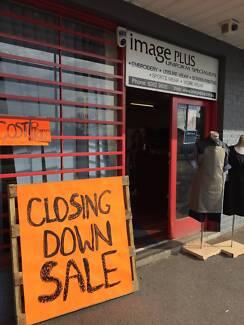 Image Plus Uniforms Closing Down Sale G-SALE Blair Athol Port Adelaide Area Preview