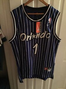 Orlando Magic Hardaway Jersey XL New Blue