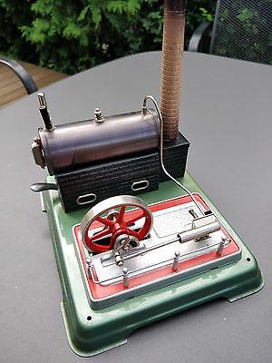 Dampfmaschine 120/4 von Fleischmann - gebraucht - gut erhalten - komplett