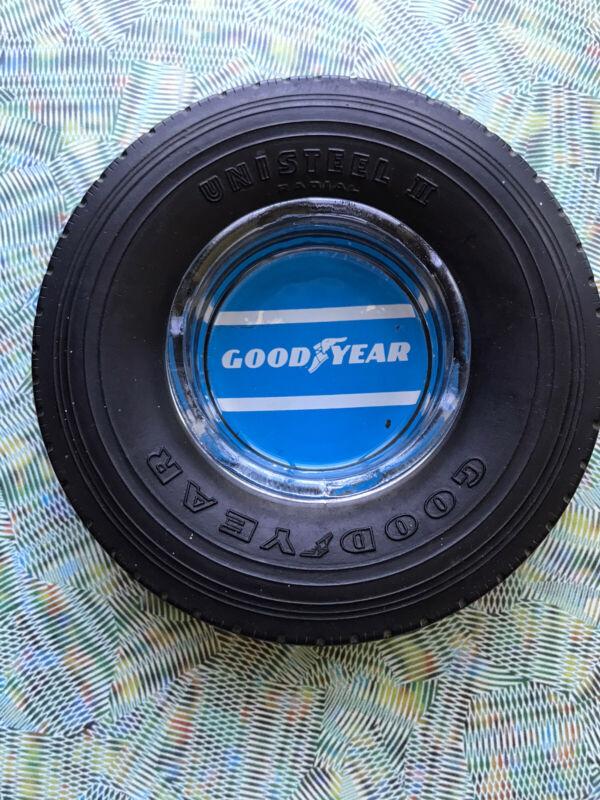 Goodyear Unisteel  II Tire Ash Tray