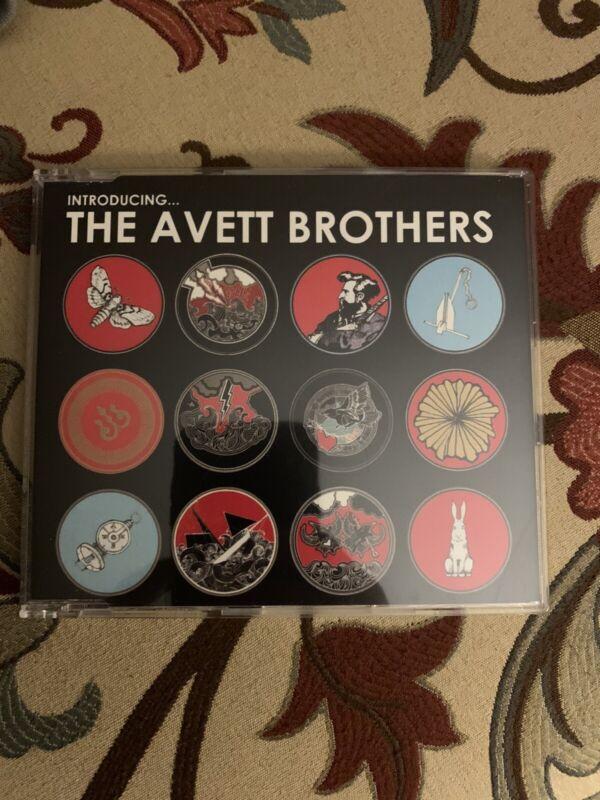 Avett Brothers Promotional CD / Super RARE!