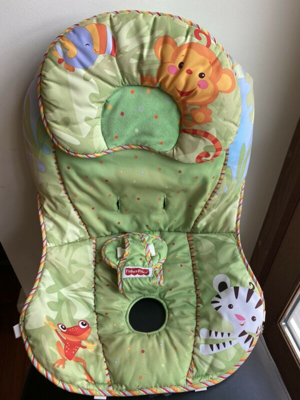 Fisher Price Rainforest Cradle Swing • Fabric Swing Seat Cover Replacement Part