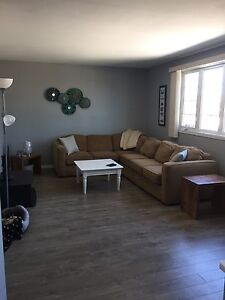 3 bedroom duplex available June 1st