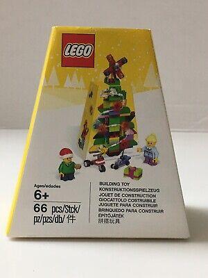 Lego Creator Holiday Tree Seasonal Christmas Tree Box 66pcs 5004934 New in Box
