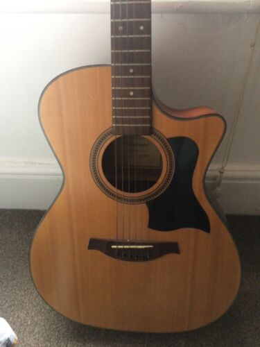 Tanglewood Electro Acoustic Guitar 3F2CENS