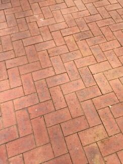 Clay Pavers  Hectorville Campbelltown Area Preview