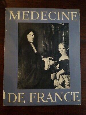 Medecine De France  Paris French Canada History Medicine 1963 Numero 140 (French Canada)