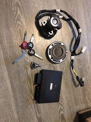 Yamaha R1 2019 20 Lock Set and ECU, B3L YZF1000 Wiring Loom, Electrics Relay Key