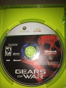 Gears of war bundle (Xbox one and 360)