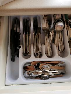 Cutlery - various