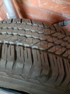 Bridge stone tyres