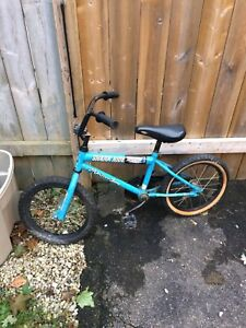 "Boys bicycle with 12"" tires"