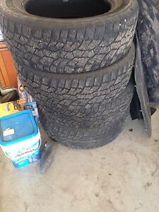 Used to Wild Country tires 275/60R20