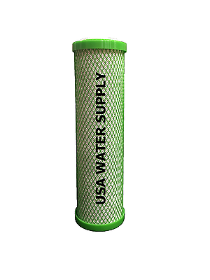 countertop single stage drinking water replacement filter