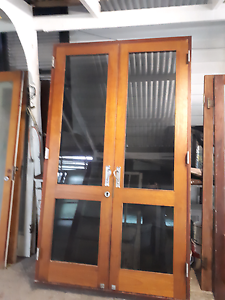 FRENCH DOORS AND WINDOWS Mullumbimby Byron Area Preview