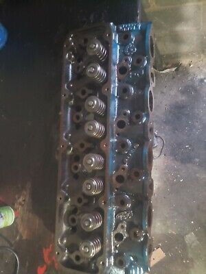 D5nn6090l Cylinder Head With Valves Ford 6610 7610 5610 6600 5600 5000