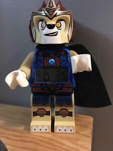 Reveil matin Lego Chima