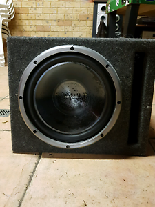 Kenwood - Subwoofer Riverwood Canterbury Area Preview