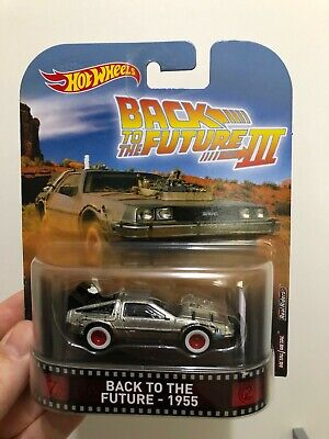Hot Wheels BACK TO THE FUTURE 1955 BTF III hotwheels
